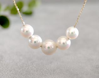 真珠の種類と意外な真実