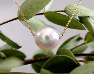 良い真珠の見分け方