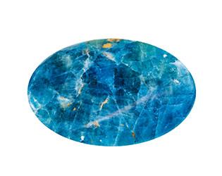 カイヤナイト*北極の海を思わせる幻想的な宝石