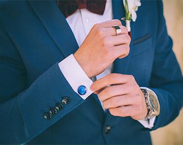 30代の男性にふさわしいジュエリーを選ぶには?選択肢が広がる8つのアイテムを紹介